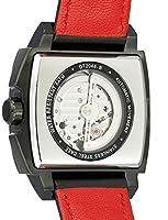 DeTomaso DT2048-B - Reloj de pulsera hombre, piel, color negro de DeTomaso