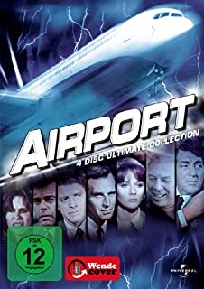 Airport - 4 Disc Ultimate Collection [4 DVDs]