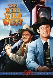 Wild Wild West: Complete First Season - 40th Anniv [Import USA Zone 1]