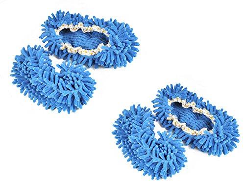 Viskey - Zapatillas para limpiar el suelo