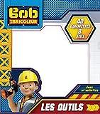 Les outils Bob le bricoleur - 40 gommettes 8 jeux