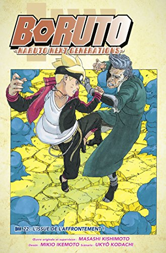 Boruto - Naruto next generations - Chapitre 22 : l'issue de l'affrontement