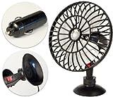 Nerd Clear Air-Cooler Universal Ventilator 12V ca. 15 cm Camping Wohn-Mobil Wohn-Wagen Boot Kühler Raum-Lüfter Luft-Erfrischer Lüftung Venti Klima Luft-Erfrischer Lüftung