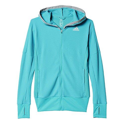 adidas AO1543 Sweat-shirt Femme Bleu