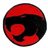 Thundercats rétro brodée Thermocollante 2027Déguisement T-shirt Sac Veste badge