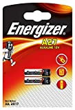 Energizer 639333 Spezialbatterie A27 (L828 Alkali Mangan 12,0 Volt 2er-Packung)