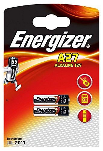 ENERGIZER Pile Alcaline 27A 12V BL2