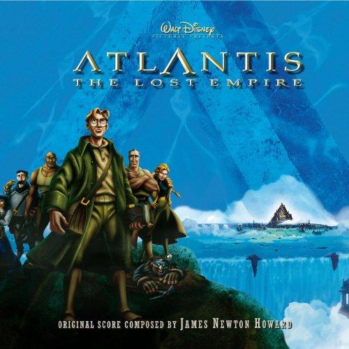 Atlantis The Lost Empire Origi...