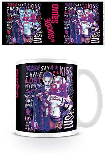 Harley Quinn Suicide Squad ansehen und sie Tee Kaffeetasse Joker Official Brand