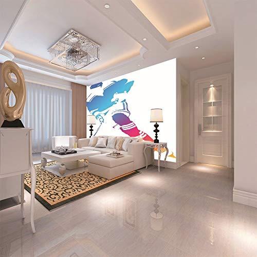key Wandbild Leinwand Aufkleber Premium Kunstdruck Dekor Poster Bild Moderne Home Design Dekoration,100cm(W) x70cm(H)-2 Streifen ()