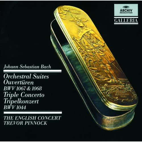 J.S. Bach: Suite No.2 In B Minor, BWV 1067 - 1. Ouverture