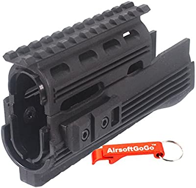 CYMA Riel Guardamanos para Airsoft AK74 Serie AEG - AirsoftGoGo Llavero Incluido