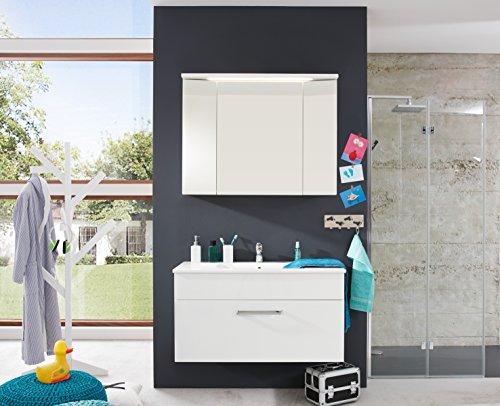 Trendteam ado armadietto per bagno con specchio xxl con