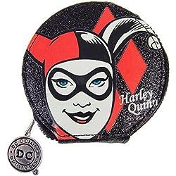 Monedero Oficial de DC Comics Originales Harley Quinn Retro Coin