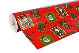 Best Un an Cadeaux - Clairefontaine 211302C Rouleau papier cadeau Alliance 60g 50x0,70m Review