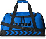 Hummel Niños funda Authentic Sports Bag, color Azul - True Blue/Black, tamaño 50 x 23 x 27 cm, 31 Liter, volumen liters 31.0