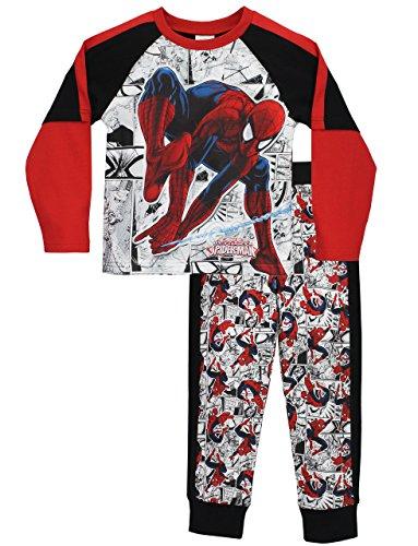 Spiderman – Pijama para Niños – Spiderman