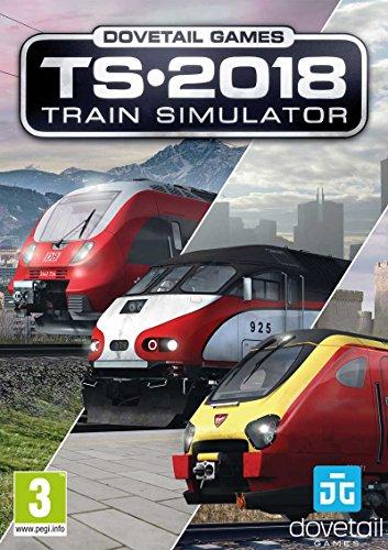 Train Simulator 2018 Box with Download Code (PC)