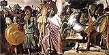 Romulus as Conqueror of King Acron,Jean Auguste Dominique Ingres
