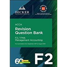 Amazon acca accounting finance books acca approved f2 management accounting september 2017 to august 2018 exams revision fandeluxe Images