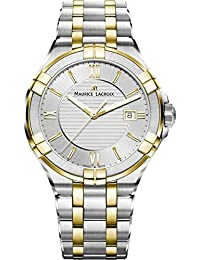 Mens Maurice Lacroix Aikon Watch AI1008-PVY13-132-1