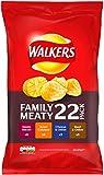 Walkers Crisps Variety Meaty 22 x 25g