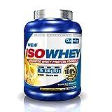 Quamtrax Nutrition Isowhey, Sabor Galleta de Vainilla - 2270 gr