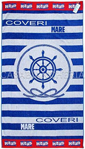 Telo mare enrico coveri nautic-blu