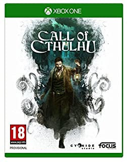 Call of Cthulhu (Xbox One) (B07DTF3VJT) | Amazon Products