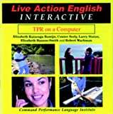 Live Action English INTERACTIVE (software) - TPR on a computer