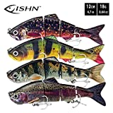 FISHN Bait Candy Set, Länge: 12 cm/15 cm, Gewicht: 18/35 Gramm, Swimbait...