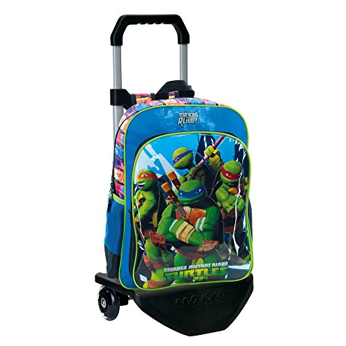 Tortugas-Ninja-Mochila-Escolar-192-Litros-Color-Azul