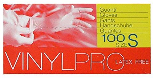 VINYL-PRO Guanti * 100 vinile s - Des gants de protection