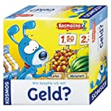 KOSMOS 607043 - Kosmolino Mini Wie bezahle ich mit Geld? -