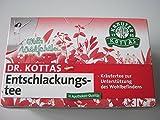 DR.KOTTAS Entschlackungstee Filterbeutel 20 Stück