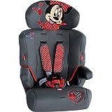 Disney 25813 - Asiento para coche Minnie, grupo 1/2/3