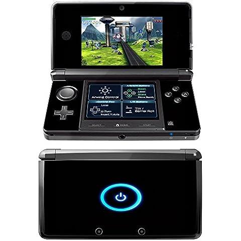 Colección 9, Custom Consola Nintendo DS Lite, 3DS, 3DS XL, Wii U Diseño Pantalla Skin Protector Funda Zeug 10015 Nintendo 3DS