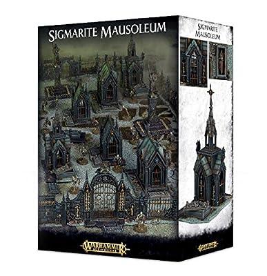 Sigmarite Mausoleum 64-49 - Warhammer Age Of Sigmar