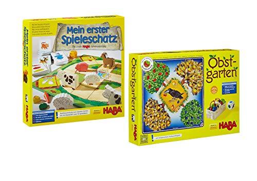 HABA-Spielesammlung (Spiele Set)