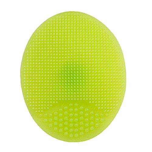 Austinstore Silikon-Gesichtsreinigungs-Pad für Haut und Poren