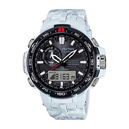 Casio Uomo Pro Trek Sensore Triple Digitale Sport Solar Reloj (Modelo de...