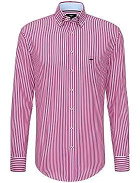 FYNCH-HATTON -  Camicia Casual  - Con bottoni  - Maniche lunghe  - Uomo