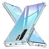 ORNARTO Cover Huawei P30 PRO, Custodia Trasparente Assorbimento Morbida Gel TPU Flessibile Ultra Leggere Silicone Ultra Sottile Case per Huawei P30 PRO(2019) 6,47' Chiaro