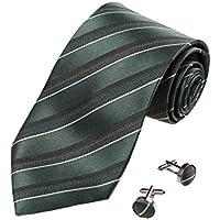 YA-BC-A.01 multicolore di lusso Stripes Cravatte di
