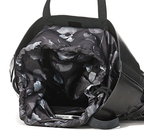 MIYA BLOOM YOSHI, Borsa a spalla donna night flower