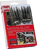 Busch 1563 - Überdachter Rastplatz