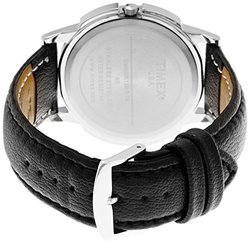 c333bb290e6 Timex Analog Silver Dial Men's Watch - TW002E118 Buy Timex Analog Silver  Dial Men's Watch - TW002E118 from Amazon.in!