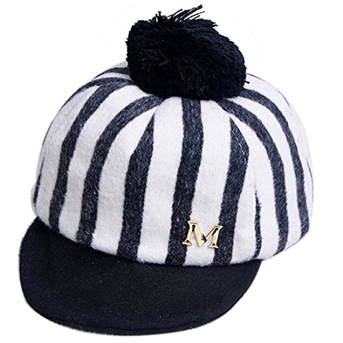 Belsen - Chapeau - Bébé (fille) noir M nero taille unique
