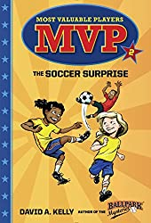 MVP #2: The Soccer Surprise (Stepping Stone Book(tm)) (Stepping Stone Books)