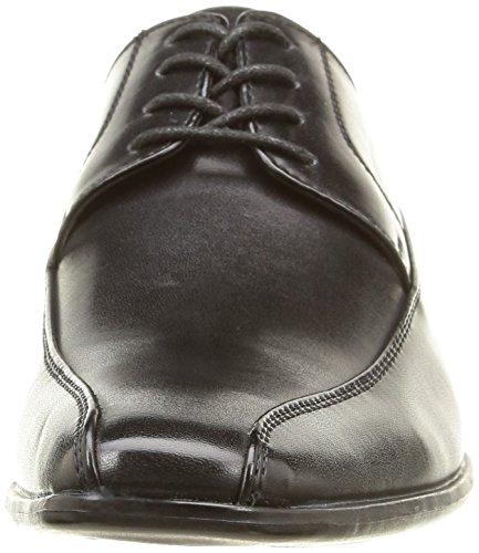 Casanova Rudy, Chaussures Lacées Homme Noir